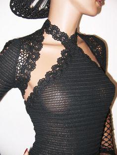 sexy crochet uncinetto