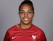 Sarah Bouhaddi (Olympique Lyonnais) - Gardienne de but © photo - www.fff.fr
