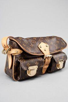 2e0acabb7b6 Louis Vuitton Hudson PM Shoulder Bag