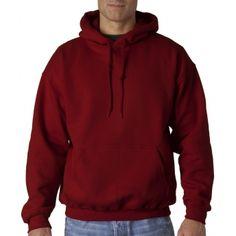 12500 Gildan Adult Gildan DryBlend Hooded Sweatshirt. Buy at wholesale Price.