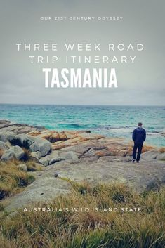 A comprehensive road trip itinerary for Tasmania, Australia, starting and ending in Hobart and visiting the best national parks, wildlife spots and historical towns. Perth, Brisbane, Melbourne, Tasmania Road Trip, Tasmania Travel, Cairns, Surf, Australian Road Trip, Australia Travel Guide