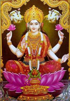 Hindu Deities, Hinduism, White Roses Background, Lakshmi Images, Festivals Of India, Lord Vishnu Wallpapers, Goddess Lakshmi, God Pictures, Happy Diwali