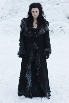"""""""Merlin"""" Series 5 Promotional Pictures - Katie McGrath as Morgana"""