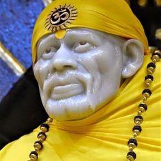 Sai Baba Pictures, Sai Baba Photos, Latest Images, Hd Images, Image For 2, Shirdi Sai Baba Wallpapers, Baba Image, Om Sai Ram, Whatsapp Dp
