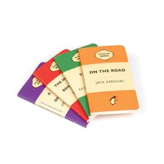 Penguin Books Penguin Classics Notes 4pk now featured on Fab.