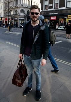 Street Style #mens #style