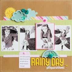 Queen and Company makes even a rainy day a little brighter with amazing products in bright colors.