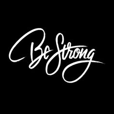 Be Strong by Neil Secretario
