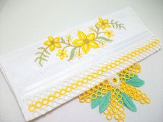 Turkish lace included bathroomkitchen by MyDreamCrochets on Etsy, $45.00