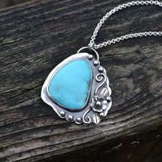 Turquoise+and+Sterling+Silver+by+DelightfulbyDesign+on+Etsy