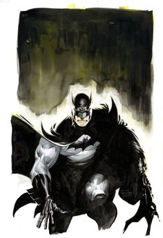 Batman by Phillip Tan