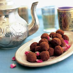 Make Black Currant Tea Truffles!  Use our currant tea for best results: adagio.com/flavors/currant.html