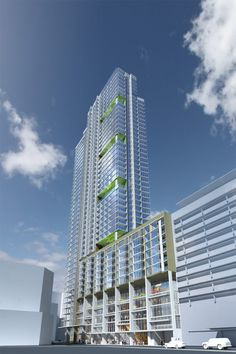 Render of 116 Macquarie st Parramatta Development Proposal