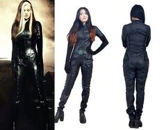 X men rogues anna and films x men rogue marie cosplay costume full set solutioingenieria Images