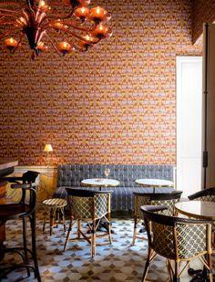 Italie, Palazzo Margherita, propriétaire Francis Ford Coppola, décorateur Jacques Grange © Jérôme Galland (AD n°109 juin 2012)