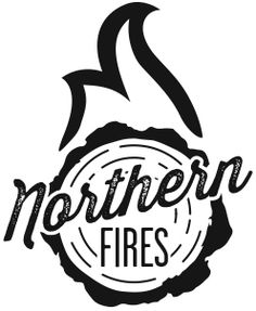 Northern Fires, a traveling wood-fired pizza company, came to Angel Bomb for their cool new logo.