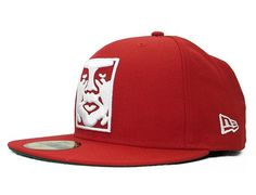 OBEY x NEW ERA「Icon」59Fifty Fitted Baseball Cap | Strictly Fitteds
