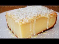 Gente esse bolo é super fácil e barato.Leva ingredientes que vc tem ai na sua casa e fica maravilhoso. Bora lá. Ingredientes: 3 xícaras de farinha de trigo 2… Pasta, Cupcakes, Coco, Vanilla Cake, Mousse, Panna Cotta, Cheesecake, Deserts, Food And Drink