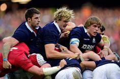 Jonny Gray Photos - Scotland v Wales - RBS Six Nations - Zimbio
