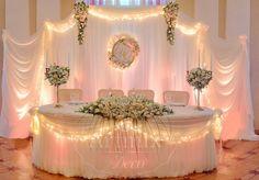 Свадебное оформление в классическом стиле. Санкт- Петербург (СПб) , Россия