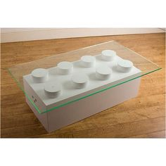 Lego table- i would so get this..........LOL