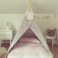 Teepee Tent grey Teepee Tent, Toddler Bed, Barn, Furniture, Grey, Home Decor, Child Bed, Gray, Converted Barn