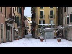 Lake Garda - Italy - snow