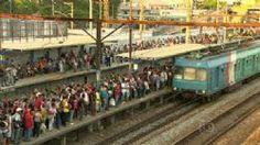 Pregopontocom Tudo: Mudanças vão reduzir o tempo de viagens de trem no RJ, diz Supervia...