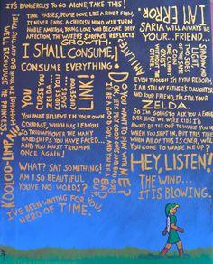 Zelda Quotes Captivating Legend Of Zelda Quotes  Inspiration  Pinterest  Zelda Och Citat