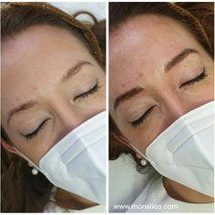 #micropigmentation#monalico#microbladingbarcelona#diseñodecejasconhilo#diseñodecejas#threading#centroespecializadobarcelona#monalicobrows#naturallook Microblading Eyebrows, Long Eyelashes, Lash Extensions, Cat Eyes
