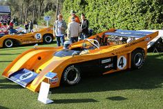 McLaren M20 Can-Am Peter Revson 1972