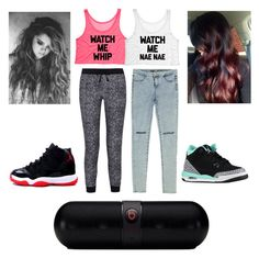 """""""Untitled #89"""" by aamyo4 ❤ liked on Polyvore featuring Splendid, Zara and Beats by Dr. Dre"""