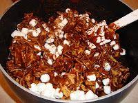 No-Bake -- Golden Graham S'mores Dessert!  A sure kid pleaser!!!
