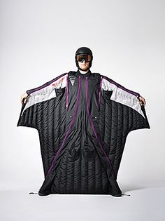 Squirrel Aura 2 Wingsuit
