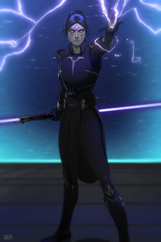 Star Wars Characters Pictures, Star Wars Images, Female Characters, Star Wars Sith, Star Wars Rpg, Clone Wars, Most Powerful Jedi, Female Jedi, Star Wars Cartoon