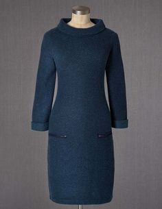 I've spotted this @BodenClothing Retro Tunic Dress Navy/Emerald