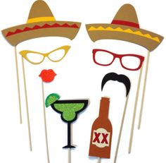 cinco de mayo photobooth - Google Search