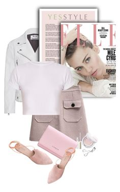 """""""YESSTYLE.com"""" by monmondefou ❤ liked on Polyvore featuring Acne Studios, Innisfree, Givenchy and Summit"""