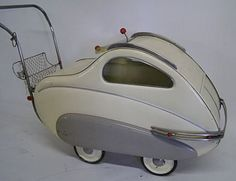 From the 50... Baby carriage, Italian