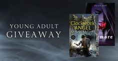 #YoungAdult #Giveaway – #Win ANY #CassandraClare or #AlsyonNoel Novel!