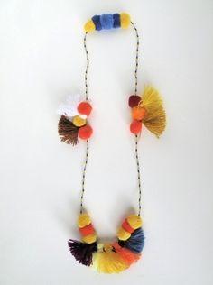 jewelry  tassels hot