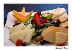 At my local hangout here in town - the Cheese Plate at the Imperium Wine Room in Celebration, Florida. VERY nice cheese plate - Matt & I can share one and be stuffed! Celebration Florida, Quick Snacks, Wine Recipes, Foodies, Plates, Cheese, Bar, Canning, Drink