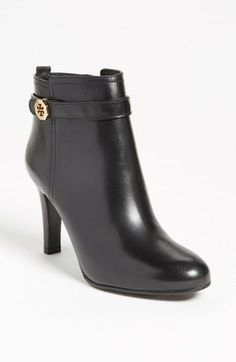 Tory Burch Booties? Check it.
