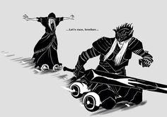 Lothric & Lorian