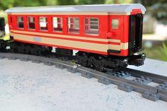 Lego 2. Klasse   Lego Spantenwagen der ÖBB   dan42br   Flickr