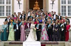 The Royal Order of Sartorial Splendor: Wedding Wednesday: Crown Princess Mary's Gown