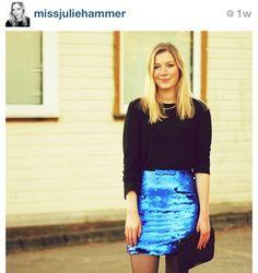 Best. Skirt. Ever.