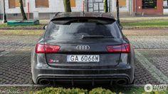 Audi RS6 Avant C7 2015 2