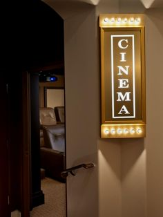 See photos about CEDIA 2012 Home Theater Finalist: Home Cinema Escape from HGTV