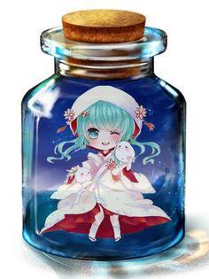 瓶子图_laylove图片专辑-堆糖